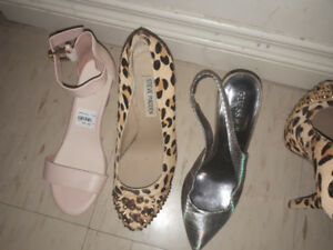 Selling all 3 Women Shoes: Steve Madden/Fiona