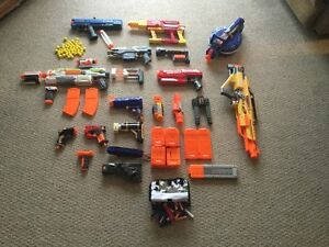 Big Nerf Collection