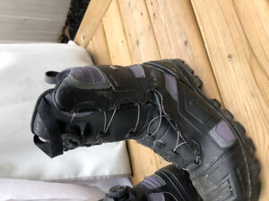 Motorfist snowmobile boots. Size 13. Boa lace.