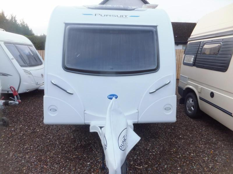 Bailey persuit 430-4 caravan for sale fixed bed
