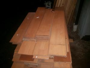 Used Laminate flooring