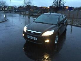 FORD FOCUS 1.6 SPORT PETROL ( 100ps ) 2011MY 5 DOOR HATCHBACK FACTORY BLACK META
