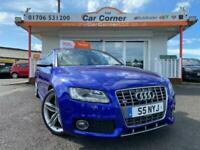 2009 Audi S5 S5 FSI QUATTRO used cars Rochdale, Greater Manchester Semi Auto Cou