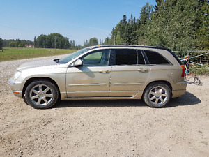 2007 Chrysler Pacifica Limited Wagon Located Edson