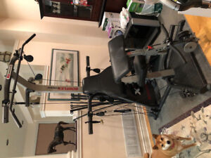 Bowflex Xtreme 2 with Accessories