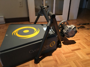 CYCLEOPS Fluid 2 Indoor bike trainer / Base d'entrainement