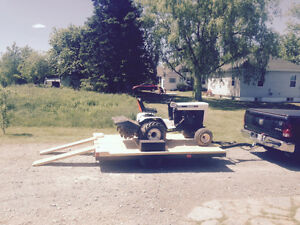 5x10' flatbed/ATV Trailer