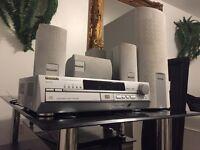 Panasonic SA-HT70 5-DVD Home Theater