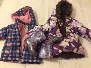 Huge lot of 3T girls clothes Peterborough Peterborough Area image 2