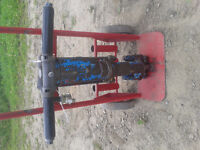 Pneumatic air breakers jack hammers with cart 3 to choose from