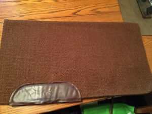 Saddle Pad Stratford Kitchener Area image 1