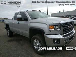 2016 GMC Sierra 2500HD SLT   - Remote Start  - $325.10 B/W  - Lo