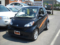 2009 Smart Fortwo passion Bicorps