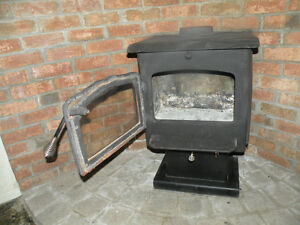 PETIT CARTIER WOOD BURNING STOVE