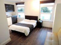 Studio flat in Burrage Place, Woolwich, SE18