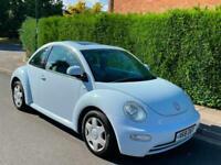 2000 Volkswagen Beetle 2.0 3dr Auto HATCHBACK Petrol Automatic