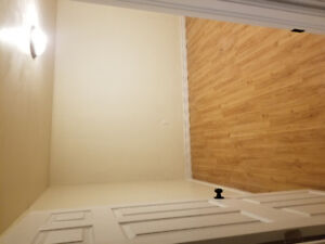 2 bedroom unit, Feb 1st. $700. Just renovated. Central moncton