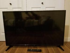 """Seiki 48"""" 4K Ultra HDTV"""