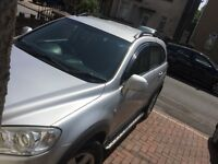 Chevrolet Captiva 59 plate, 2.0 turbo diesel, automatic. £5300