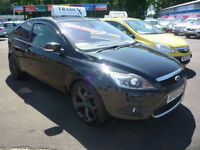 09 REG Ford Focus 2.0TDCi ( 135ps ) 2009.5MY Titanium