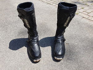 Thor Motocross Boots Size 13