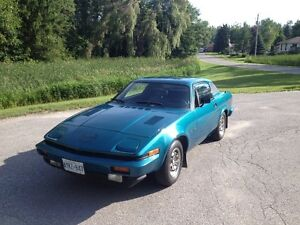 1977 Triumph TR7 Coupe (2 door)