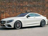 2018 Mercedes-Benz S Class S560 AMG Line Premium 2dr Auto - DEPOSIT TAKEN - SIMI