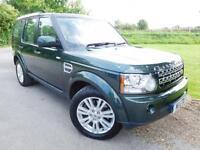2011 Land Rover Discovery 3.0 TDV6 HSE 5dr Auto Full LRSH! DAB! Rear Camera! ...