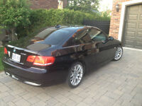 2009 BMW 328i xDrive Cuir Coupé (4 roues motrices - AWD)