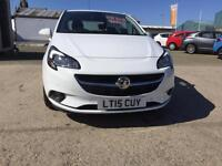 15 Vauxhall Corsa 1.4i ecoFLEX 5 Door 16,000 Miles SE Nav/Media