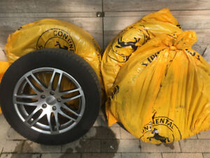 Audi RS6 Winter Tires - 4 and Barely Used