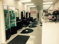 LICENSED AND JUNIOR HAIR STYLIST WANTED