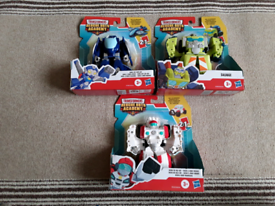 Transformers Rescue Bots Brand New