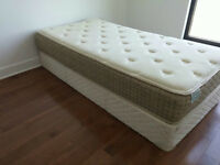 Quality Mattress with Base (Single)