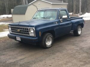 73 to 87 chev project wanted