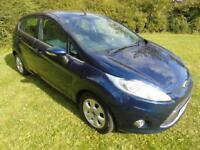 2012 62 FORD FIESTA 1.6 TDCI ECONETIC 5 DOOR
