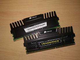 Corsair Vengeance 8 GB (2x4 GB)