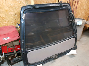 1991 Ford Mustang GT Rear Hatch