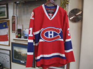 TRADE MY CAREY PRICE JERSEY FOR SOME TIM HORTON CARDS