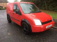 Ford transit connect long mot loads spent drives great