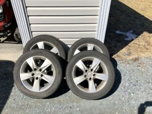 16 inch tires and rims for sale