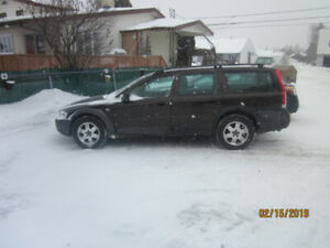volvo cross contry xc 70