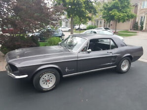 1967 Mustang Coupe - 2d - Automatic