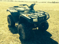 2003 Arctic Cat 400 ATV 4 Wheeler