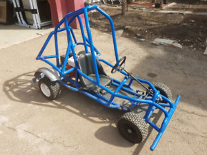 Go Kart For Sale with Honda 5.5 Engine
