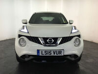 2015 NISSAN JUKE ACENTA DIG-T 5 DOOR HATCHBACK 1 OWNER NISSAN HISTORY FINANCE PX