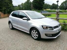 image for 2011 VOLKSWAGEN POLO 1.2 60 MATCH 5DR **JUST 139,000 MILES ** FSH LEZ FREE