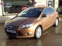 Ford Focus Zetec 1.6TDCi ( 115ps ) 2013 42K