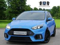 2016 66 FORD FOCUS 2.3 RS 5D 346 BHP, LIST PRICE OVER 36,500, £4,000 EXTRAS