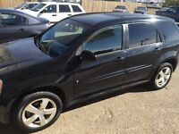 2008 Equinox sport 280 hp loaded leather sunroof.